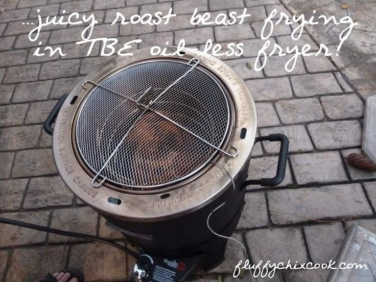 Join Fluffy Chix Cook as they review Char-Broil The Big Easy Oil-less Turkey Fryer (TBE) and discuss how cooking monster cuts of meat can save you money. Learn TBE method of cooking standing rib, s…