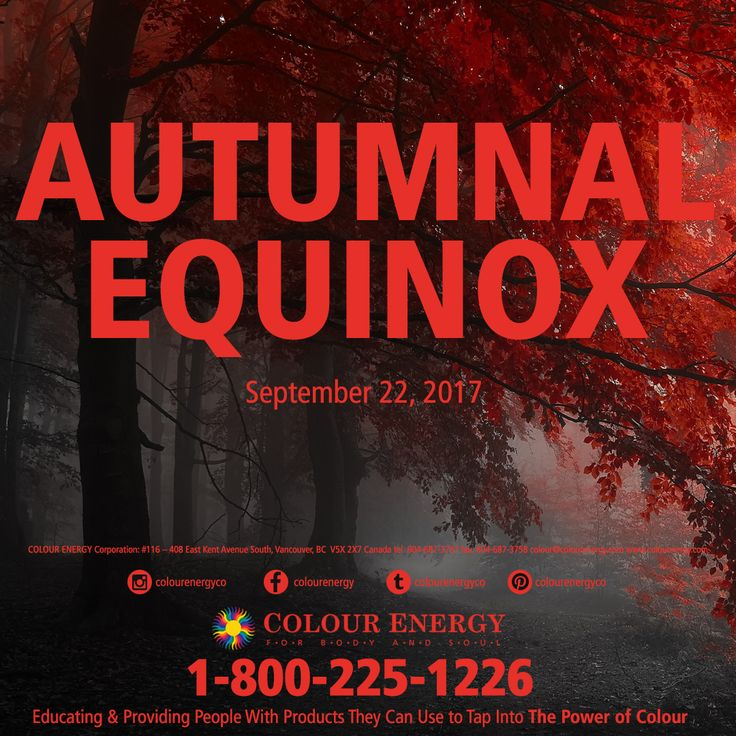 """The equinoxes are the only times when the solar terminator (the """"edge"""" between night and day) is perpendicular to the equator. As a result, the northern and southern hemispheres are equally illuminated. The word comes from Latin equi or """"equal"""" and nox meaning """"night"""". - wikipedia #colourenergy #equinox"""