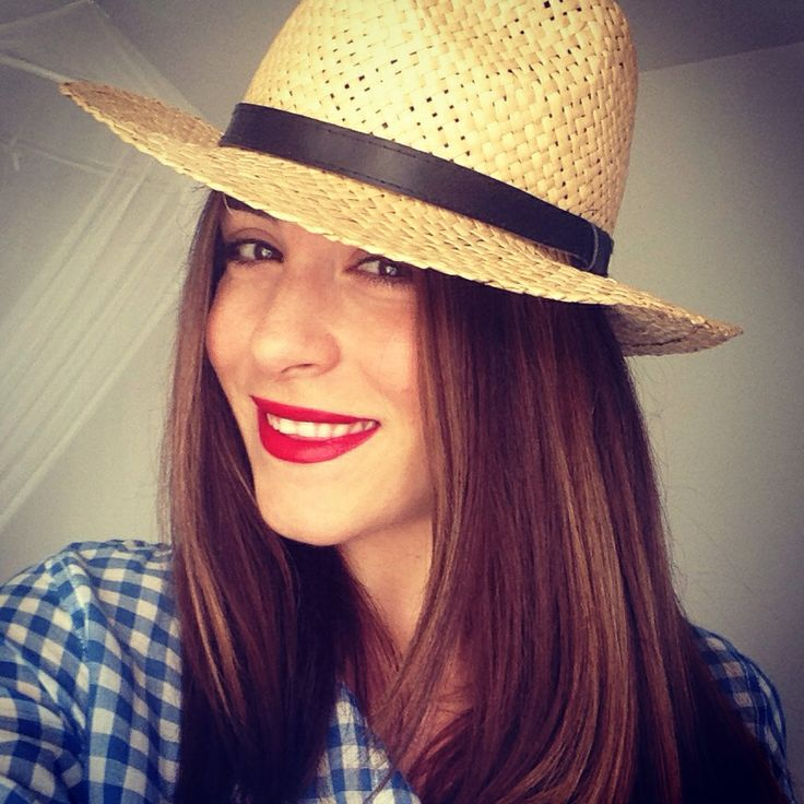Ready for #summer! #greece #style #hat