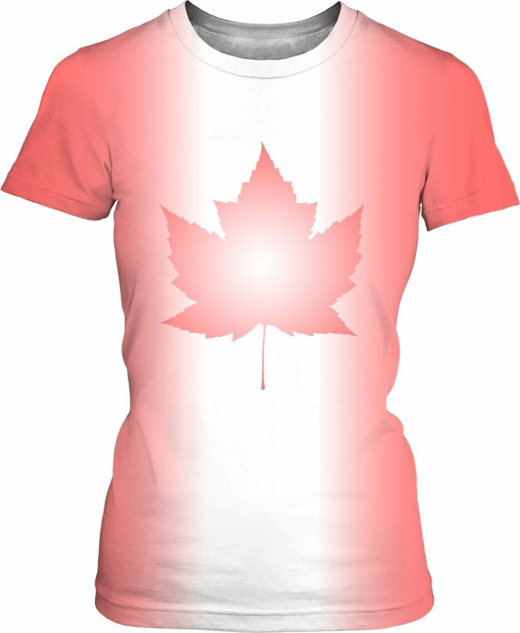 PINK! Canada Shirts & Cute Pink Canada Flag Souvenirs Collection  Just Added! https://www.rageon.com/products/pink-canada-shirts-canada-souvenirs