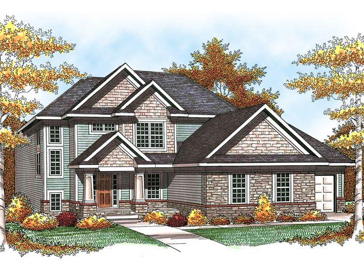 25 best hizzle plans images on pinterest craftsman home for House plans utah craftsman