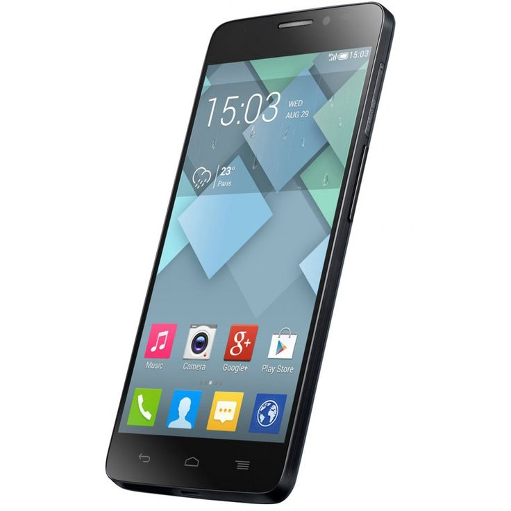 Smartphone Alcatel Idol 2, DualSim cu camera de 8 MP - Neoplaza.ro