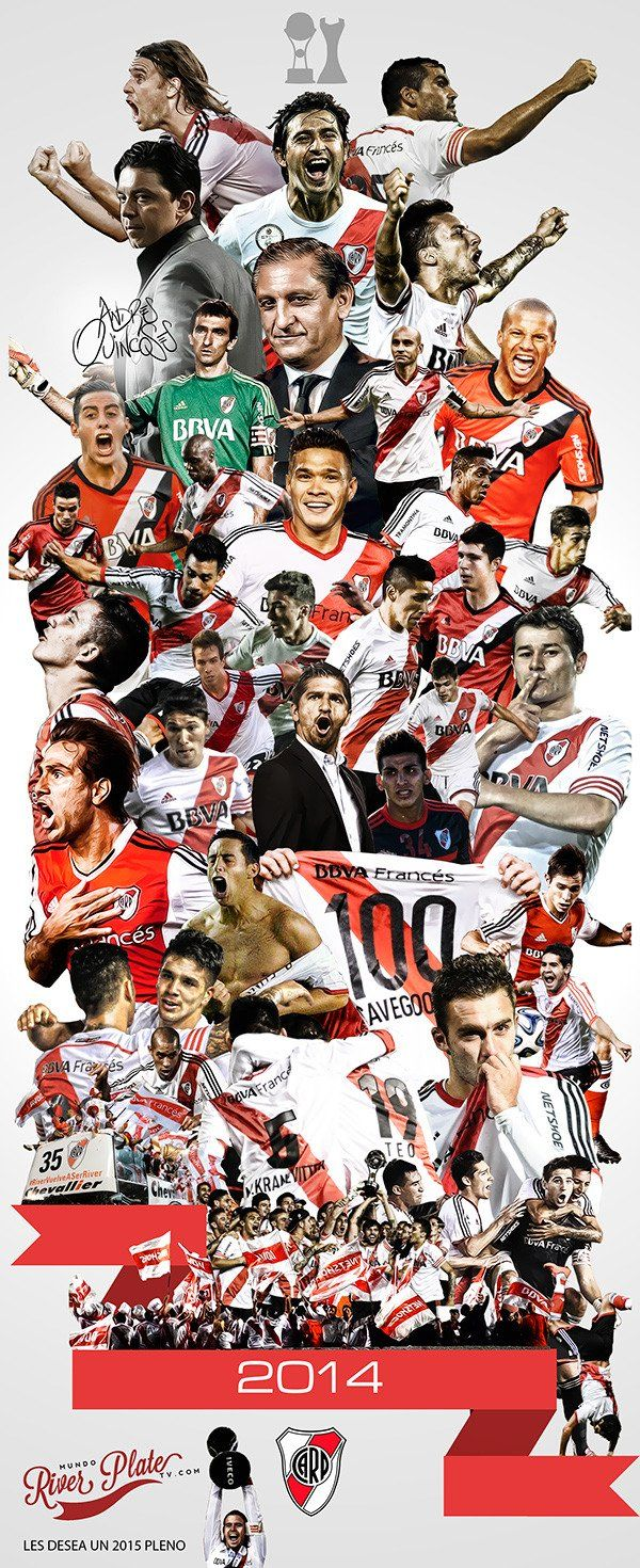 River Plate 2014