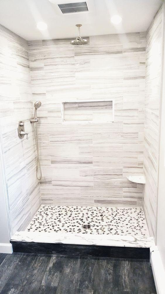 Best 25+ Shower floor ideas on Pinterest | Master shower, Master ...