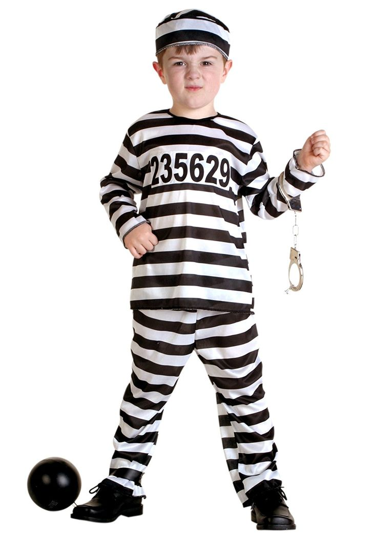 Fun Costumes baby-boys Little Boys' Prisoner Costume ** Discover this special product, click the image : Baby halloween costumes