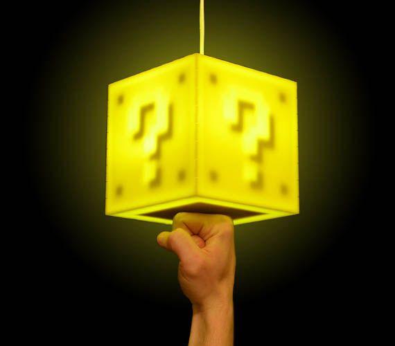 It'sa Me, Mario. I'ma Gonna Light Up Your Room! via @Incredible Things