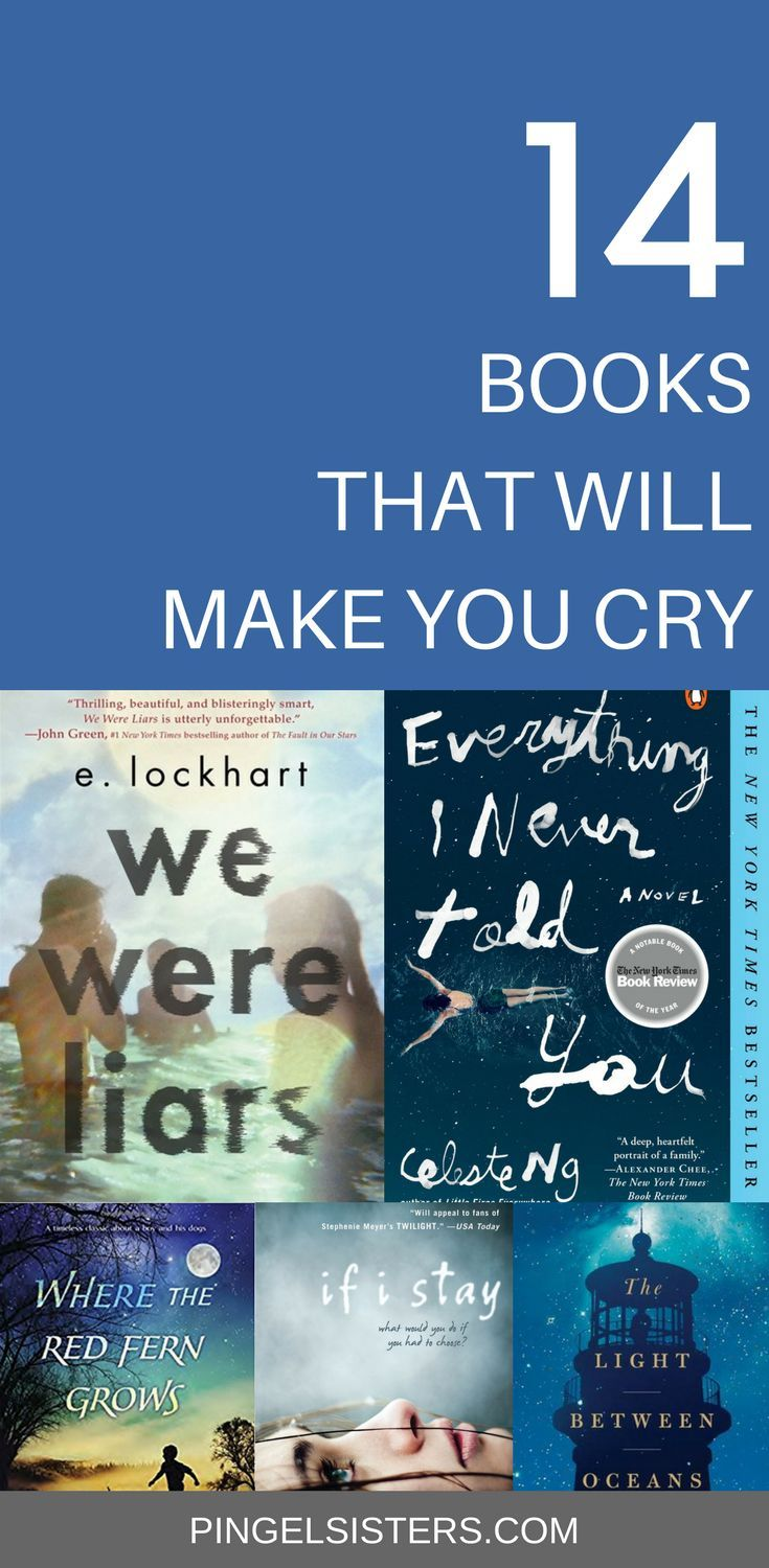 19 Books That Make You Cry Like A Baby Books For Teens Book Club Books Best Love Books