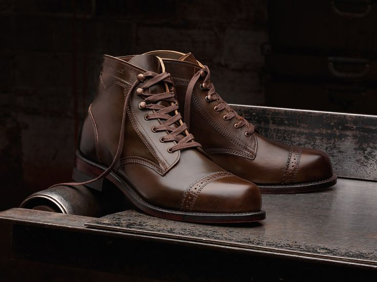 Wolverine 744 LTD - Resurrecting a 1920s design in burgundy cordovan leather. a work boot based on a design originally introduced in the 1920s. The company gives us an exclusive first look at the cordovan leather beauties, which have been hyped in menswear circles for the last few months. - Look for similar trends (1900) in women's fashion during economic downturns.