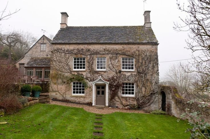 Farmhouse Exterior by absolute abode design could this be any more darling?