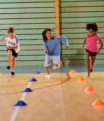 Allowing a sports centre or school to have a new sports floor in just three days, the innovative Taraflex™ Eco-Fit System from Gerflor