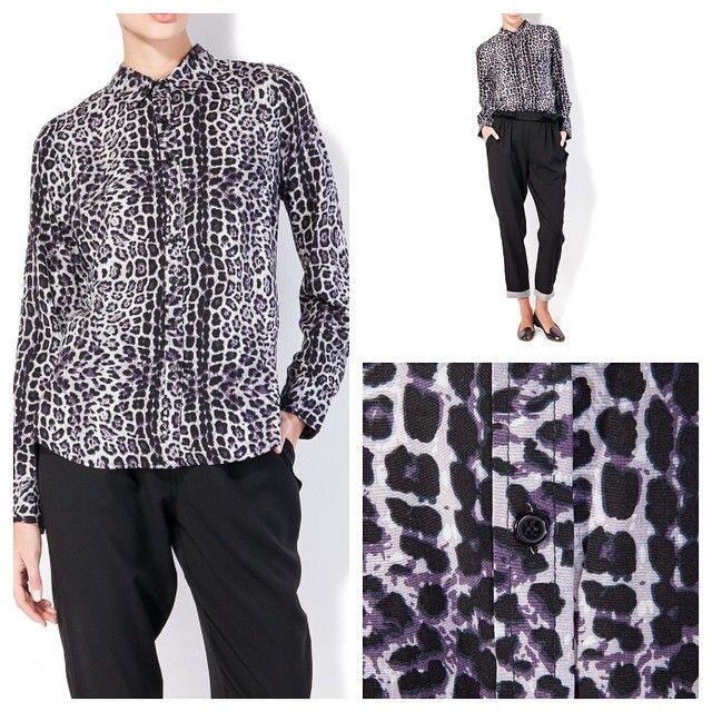 Takko Fashion Limited Edition. Available now! Leopard Shirt 1199₽. Лимитированная коллекция. Уже в продаже. Леопардовая рубашка 1199₽.
