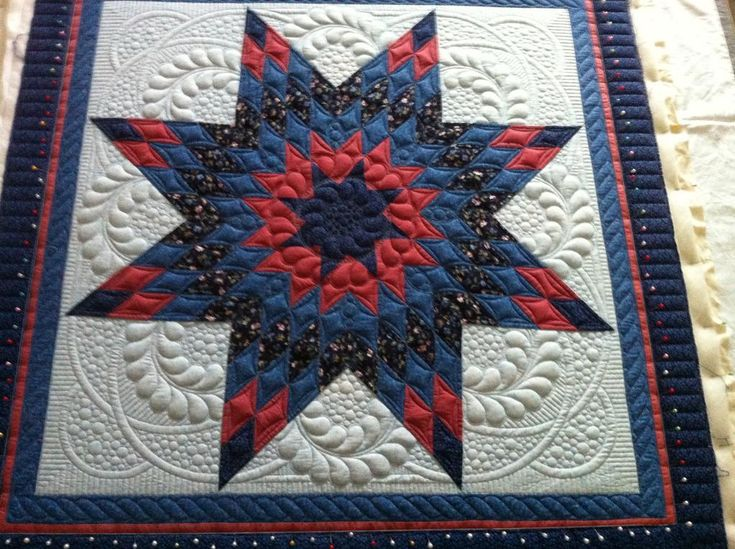 Free Quilt Patterns For Dummies : 1000+ images about Quilting stitch patterns on Pinterest Quilt designs, Paper quilt and ...