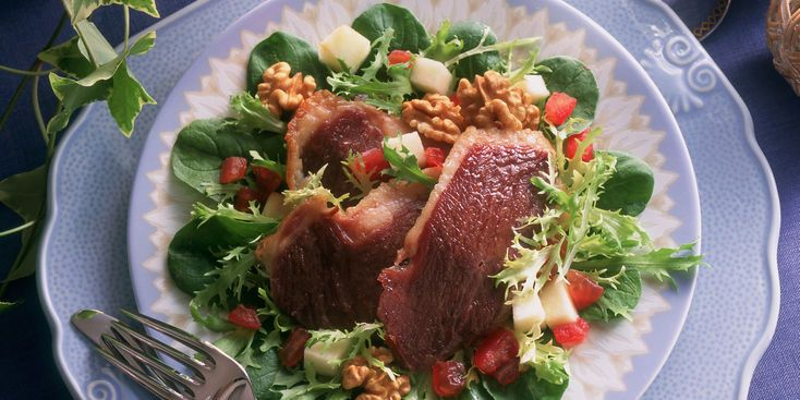 Petite salade du sud-ouest