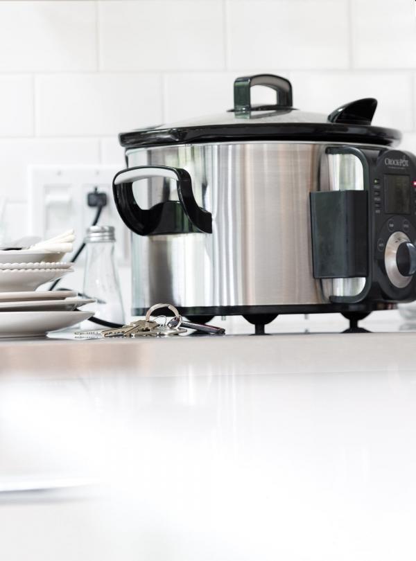 Recette de Ricardo de sauce à spaghetti aux lentilles et aux champignons
