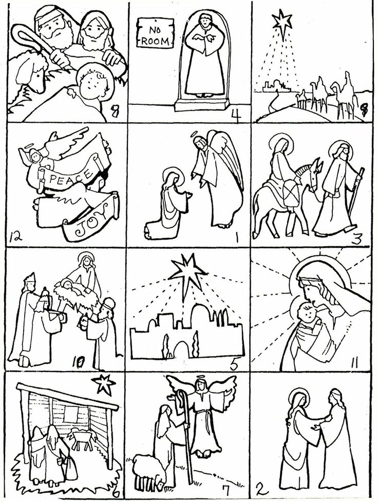 Elementary School Enrichment Activities Christmas Story