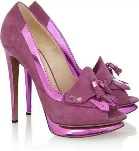 Nicholas Kirkwood Woman Embellished Metallic Knitted Platform Sandals Violet Size 41 Nicholas Kirkwood OG9MmEoE