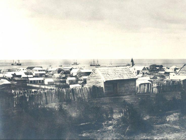 Punta Arenas 1890