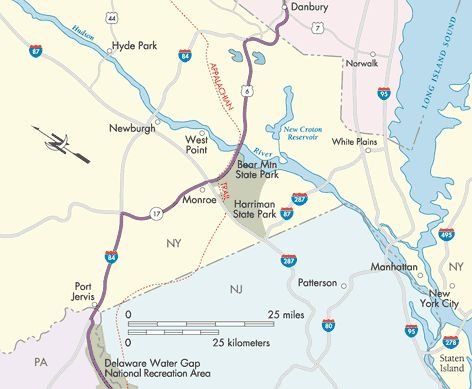 To hike the 88 Mile New York section (or possibily the CT/MA/VT Sections) of the Appalachian Trail this year...