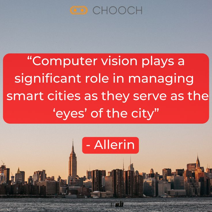 Vision plays a significant role in managing