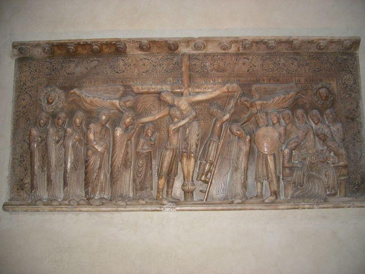 Кафедральный собор в Парме. Снятие с креста