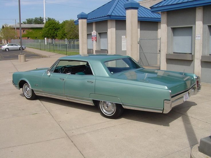 Best Oldsmobile Images On Pinterest Cars