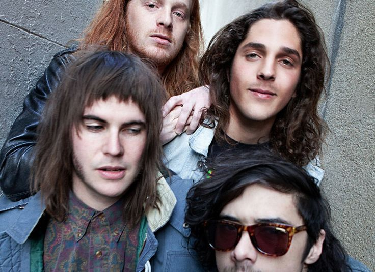 Sticky Fingers - an australian band <3<3
