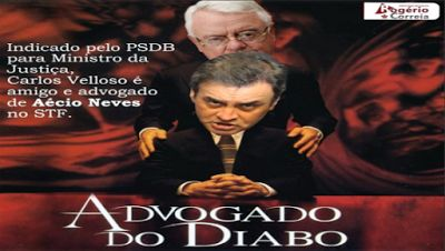 ClickVerdade - Jornal Missão: Advogado do diabo Cotado para assumir o Ministério...