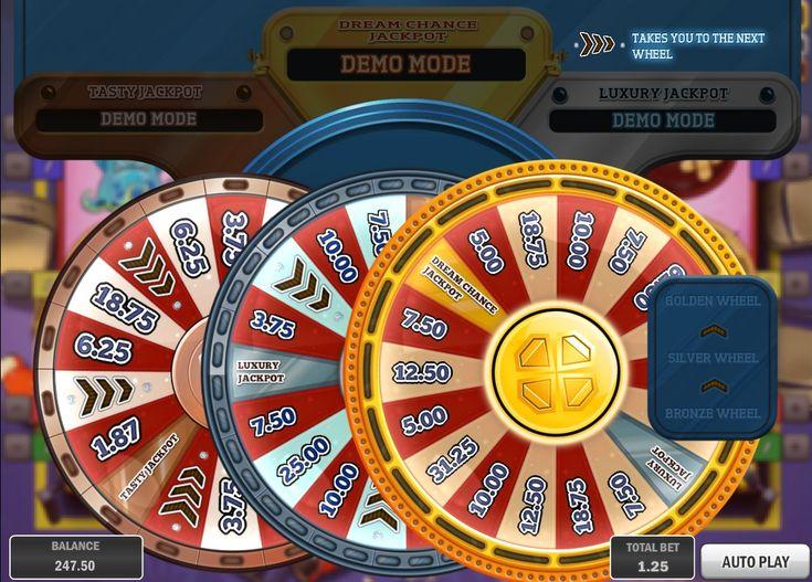 Play'n Go, classic progressive jackpot slots