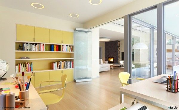 Rooms with Cool Built-Ins