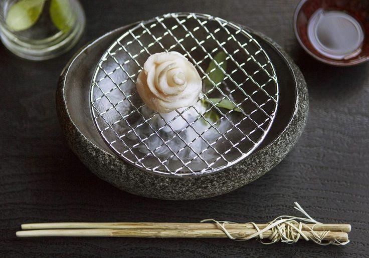 N/NAKA'S GOURMET FOOD MASTERPIECES restaurant n/naka in los angeles creates food art  Written by Cecilia Black  #foodasart #LosAngeles #NNaka #NikiNakayama #Sushi #mindfulness #conscious #welum #readonwelum #creativity