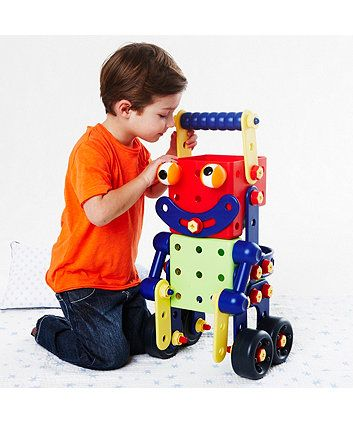 With the brilliant Build It Construction Starter Set, your child can build their…