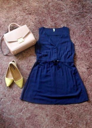 Kup mój przedmiot na #vintedpl http://www.vinted.pl/damska-odziez/krotkie-sukienki/14887165-klasyczna-sukienka-z-wiskozy