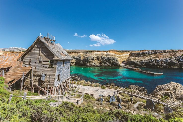 Mellieha Popeye Village- for more inspiration visit: https://www.jet2holidays.com/destinations/malta?gclid=Cj0KEQjwicfHBRCh6KaMp4-asKgBEiQA8GH2x5oX4AiHRiCVZYzV3EVNsFpYK0cHo8Ch3lhSh9lofUcaAhw78P8HAQ#tabs|main:overview