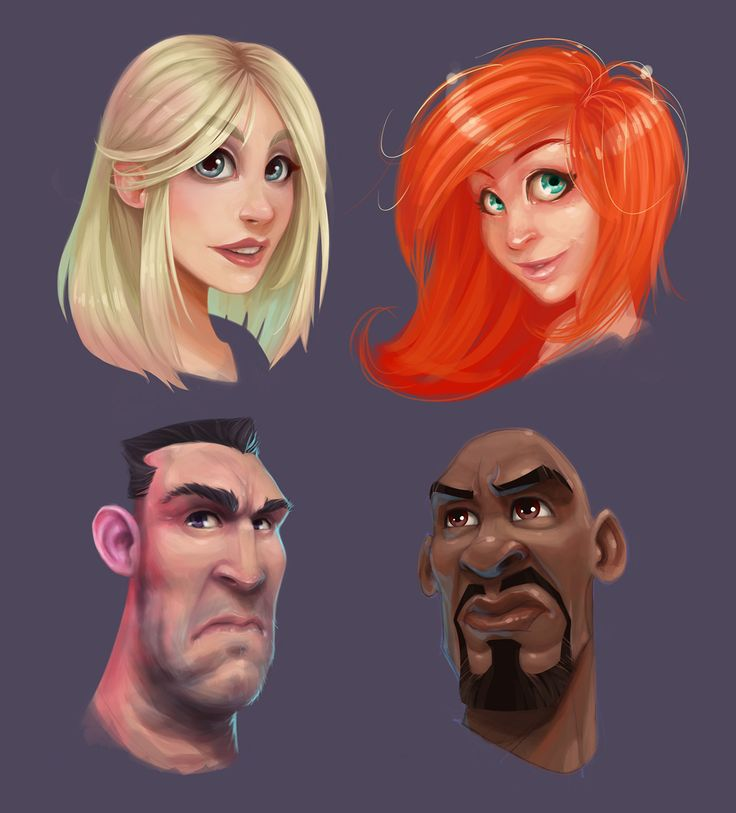 Face Sketches, Adam Meah on ArtStation at https://www.artstation.com/artwork/face-sketches-e631345e-8301-4c16-94e1-c1a67e338b5b