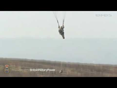 16 Air Assault Brigade British Airborne Forces HD - YouTube