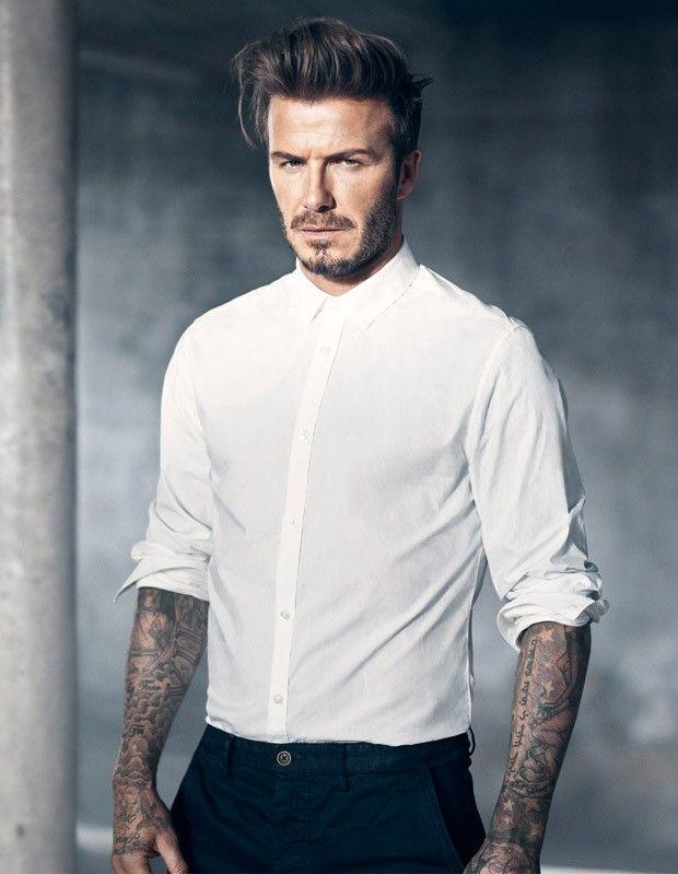 HandM Modern Essentials Selected by David Beckham