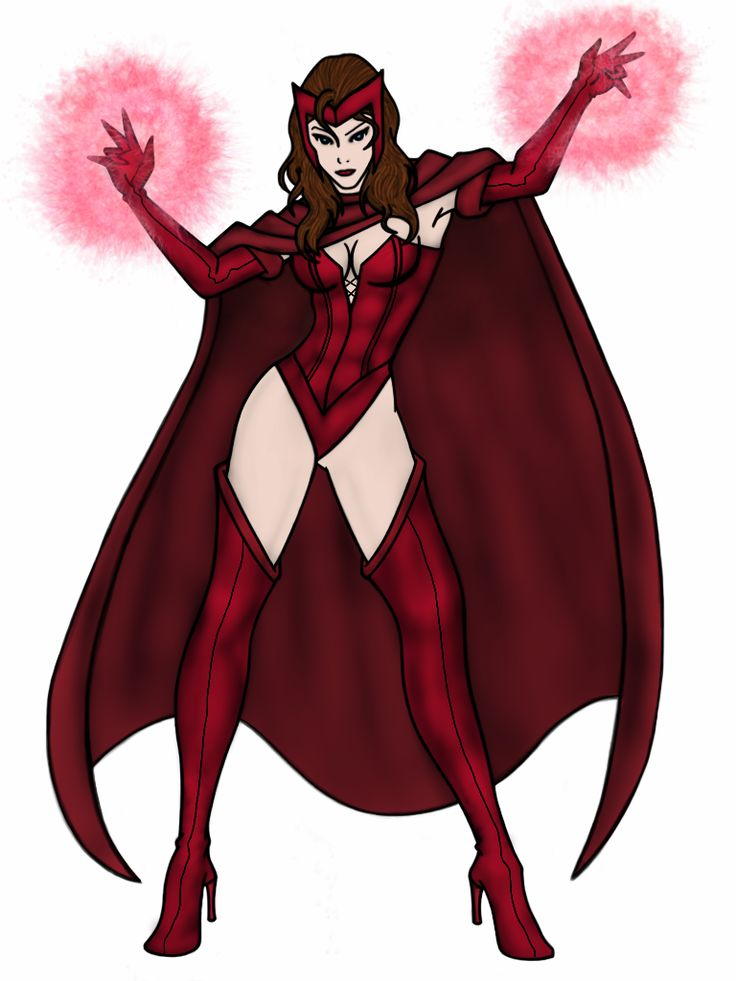 72 best images about marvel scarlet witch wanda - Scarlet witch boobs ...