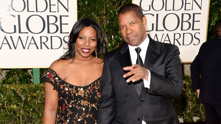 Everyone Mistook Denzel Washington's 21-Year-Old Daughter for His 62-Year-Old Wife Last Night