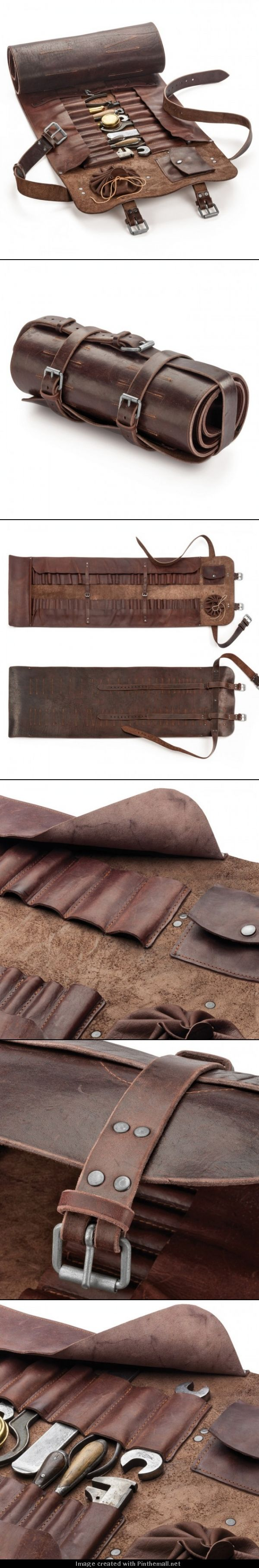 Leather Tool Bag