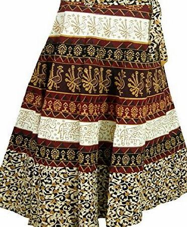 ClothesnCraft India Clothing Wrap Around Cotton Skirt Designer Dresses (Mustard) Indian block printed designer wrap around skirt. This ethnic Indian cotton skirt are hand printed by artisans of Rajasthan in India. It is an elegant ladies clothing for women of all ages and also a l http://www.comparestoreprices.co.uk/december-2016-week-1/clothesncraft-india-clothing-wrap-around-cotton-skirt-designer-dresses-mustard-.asp