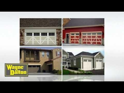 1000 images about garage door videos wayne dalton on. Black Bedroom Furniture Sets. Home Design Ideas