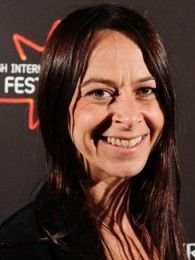 Kate Dickie. Saw her first as the mom in Outcast, and then in Prometheus. Had a hard time not calling her 'Mom,' LOL.