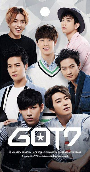 GOT7 @ STAR COLLECTION CARD
