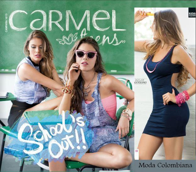 Catalogos Carmel Campaña 16 2015, ropa sexy de mujer