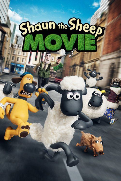"*Watch!!~ Shaun the Sheep Movie (2015) FULL MOVIE ""HD""1080p Sub English ☆√ ►► Watch or Download Now Here 《PINTEREST》 ☆√"
