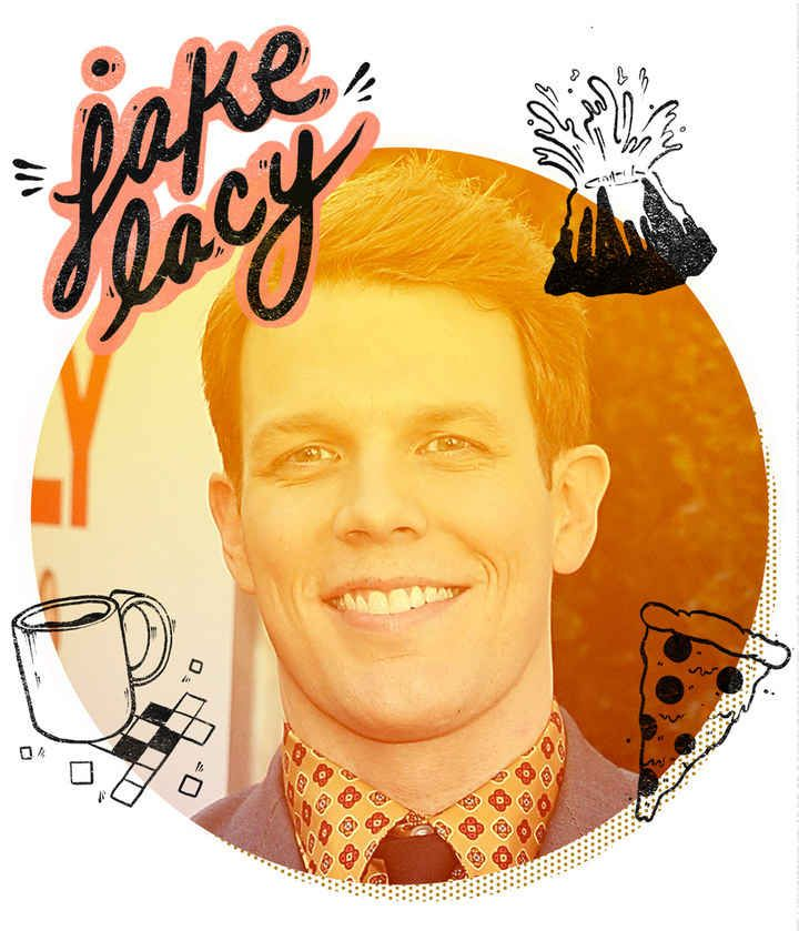 Tell Us About Yourself(ie): Jake Lacy