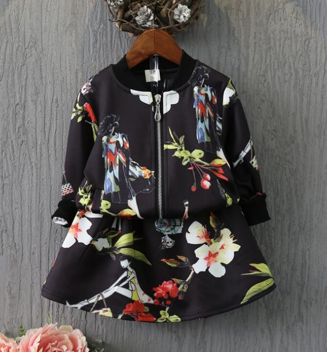 http://babyclothes.fashiongarments.biz/  Autumn Children's Girls Cartoon printing Zipper jacket + skirt Suit Kids 2-piece suit wholesale 2016, http://babyclothes.fashiongarments.biz/products/autumn-childrens-girls-cartoon-printing-zipper-jacket-skirt-suit-kids-2-piece-suit-wholesale-2016/, Please contact us about the updated stock before payment,as the stock changes very fast.Slight color difference is normal as it's online.Please be informed before your…