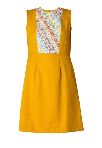 Verona Dress Batik
