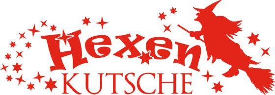 Autoaufkleber-Aufkleber-fuer-Heckscheibe-Spruch-Hexenkutsche-Hexe-Sterne