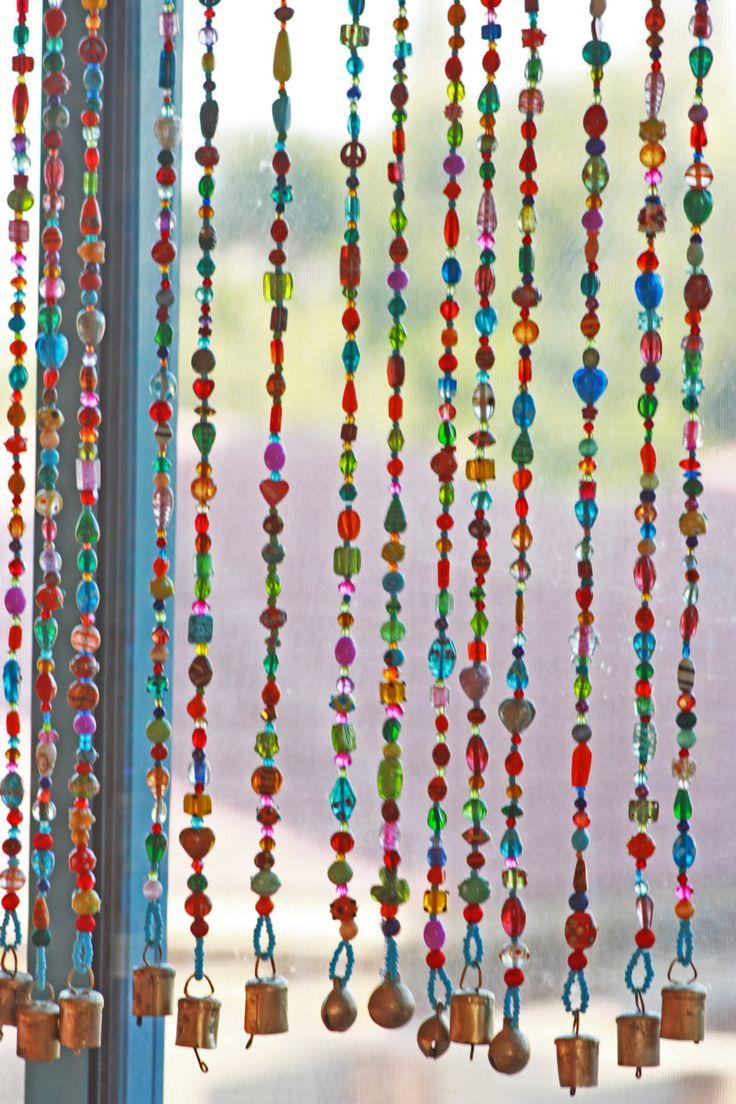 Best 25+ Hanging door beads ideas on Pinterest | Macrame ...